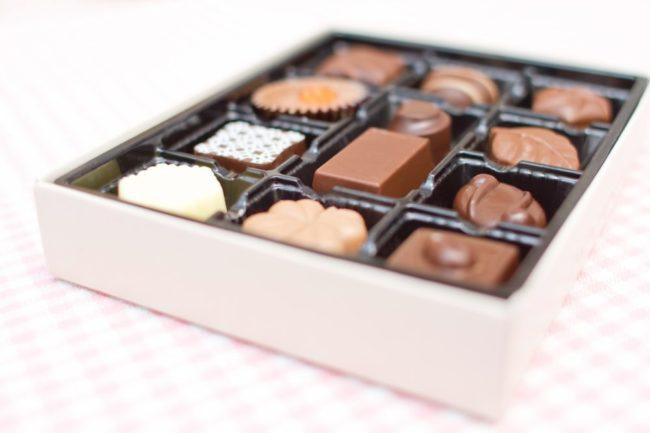 チョコレート食べたい!17→7