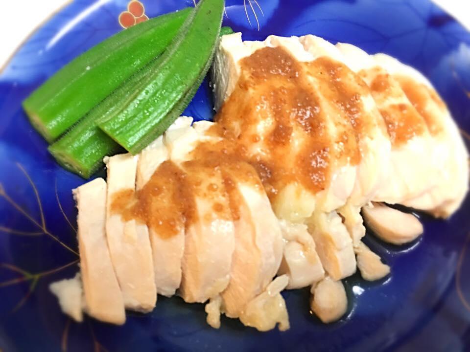 ほったらかしで美味しい!鶏むね肉ハム