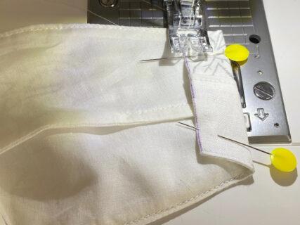 【作り方】【型紙ダウンロード】息がしやすいスースーマスクSMLサイズ