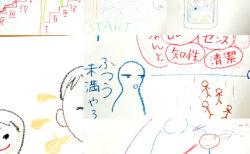 無意識の自動反応の言語化。ご感想2020年12月:エニアグラム実践会アドバンス7